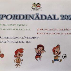 Spordinädal